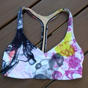 LULULEMON arise Y-back fitness yoga bra 6